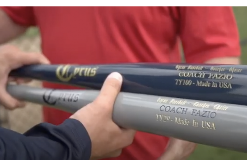 What does a fungo bat mean to you?